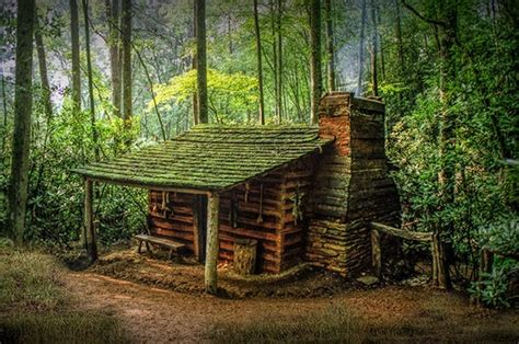 Mountain Log Cabins by Log Cabin Appalachian Mountains Forest Cabin Smoky