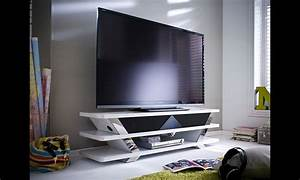 Tv Design Möbel : design tv m bel electra wei mit dockingstation ebay ~ Pilothousefishingboats.com Haus und Dekorationen