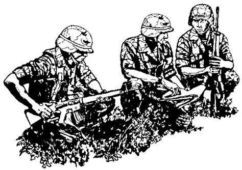Kleurplaat Soldaten Met Geweer by Coloring Page Army Coloring Pages 6