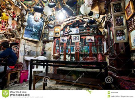 Restaurant Interior Design Editorial Image