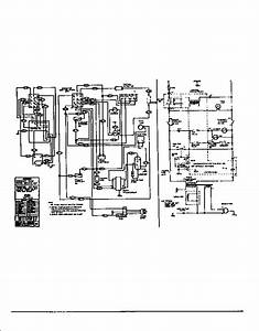 Wiring Diagram  U0026 Parts List For Model 5682741002 Tappan