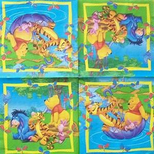 Winnie Pooh Servietten : 6046 winnie pooh serviette ~ Sanjose-hotels-ca.com Haus und Dekorationen