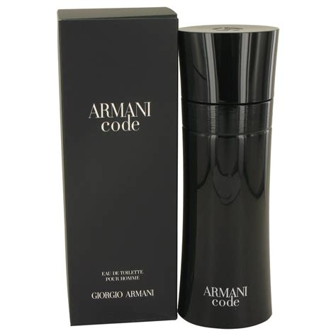 armani code by giorgio armani eau de toilette spray 6 7 oz