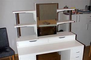 An Affordable IKEA Dressing Table Makeup Vanity IKEA