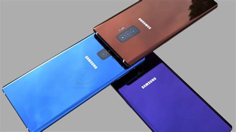 samsung galaxy note 10 release date price leaks rumours everything we already t3