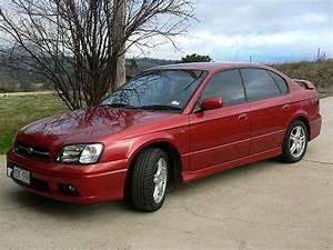 2000 Subaru Legacy - Overview