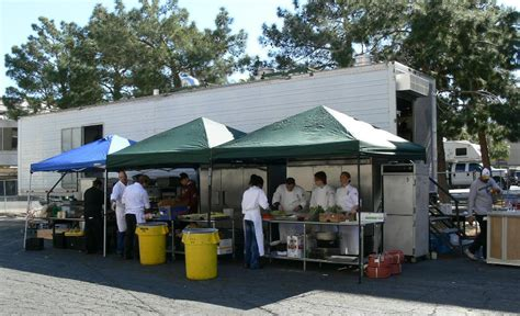 mobile commercial kitchen