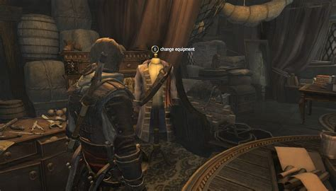 assassins creed   jackdaws captains cabin
