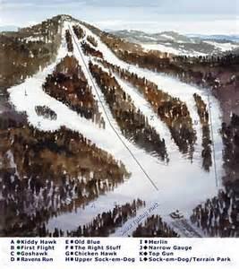 Hawks Nest Ski Resort North Carolina