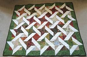 You have to see Friendship Star Ribbon Quilt by LaurelB!