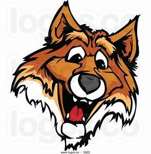 Fox Face Clipart