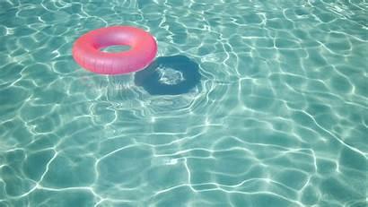 Summer Pool Wallpapers Swimming Water Seasons Desktop