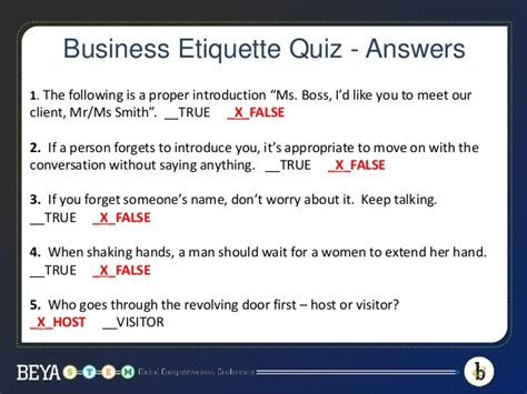 business etiquette prep school learn the and strategies