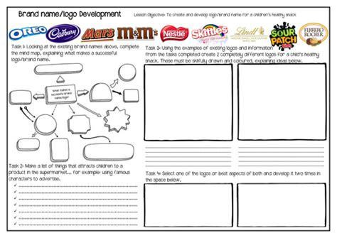 Design Your Own Logo By Jaspreet14  Teaching Resources