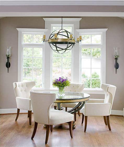 elegant  sophisticated  dining tables