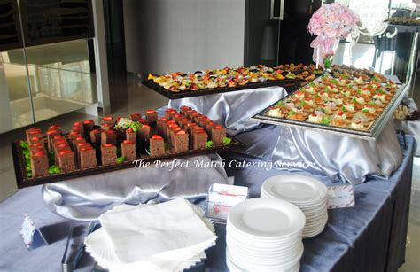 cuisine buffet finger food buffet in kl the match catering services