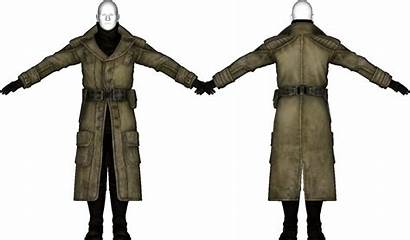 Fallout Autumn Colonel Uniform Vegas Vault General