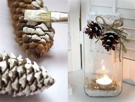 decoration de noel 12 id 233 es d 233 co avec des pommes de pin pour no 235 l designs natal and deco