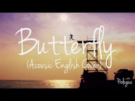 Butterfly Prologue  Bts (acoustic English Cover) Youtube
