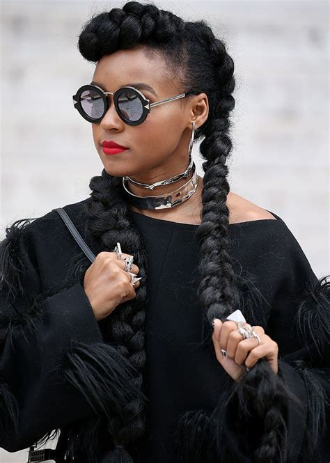 STYLECASTER | Braided Hairstyles Ideas | jumbo french ...
