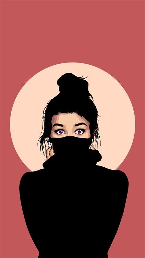 girl minimal iphone wallpaper iphone wallpapers
