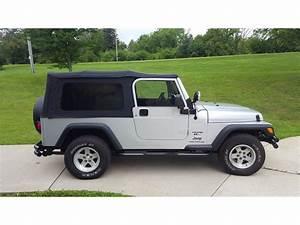 2006 Jeep Wrangler Lj For Sale
