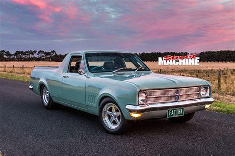 Sale Ebay by Procharged 1968 Holden Hk Belmont Ute Streeter Fatthk