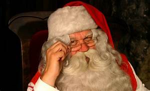 Santa Claus Father Christmas in Lapland Finland - Arctic ...