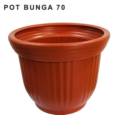jual pot bunga cm harga murah medan oleh indah jaya central