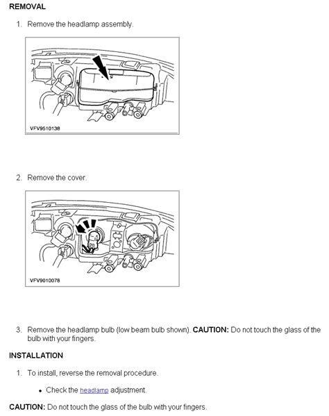 [How Do You Change The Headlight Assembly On A 2008 Saturn