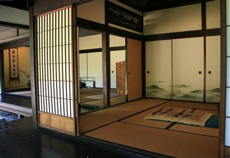 Bedroom In Japanese Style