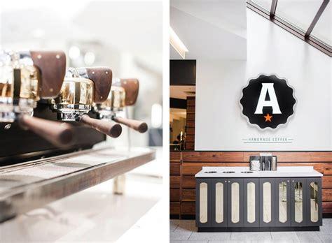$$ • coffee, tea, coffee shops. Analog Coffee - Barbican | Kentwood Flooring