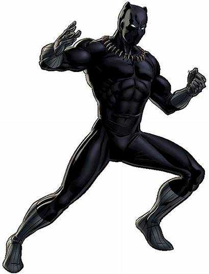Panther Avengers Marvel