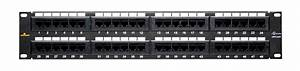 Patch Panel Amp Cat 6 48 Port  19inch Rack Mount