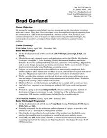 Well Written Professional Resume by Exles Of Well Written Objectives Resume Template Exle