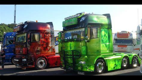 truckertreffen geiselwind   youtube