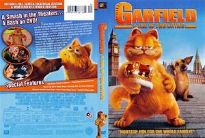 Opening To Disney's Garfield 2: A Tail Of Two Kitties 2006 ...