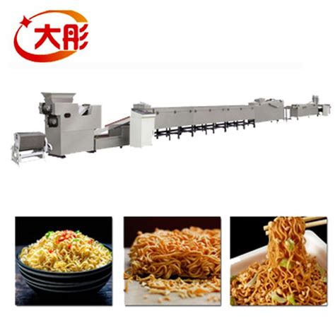 china instant noodle making equipment  manufactures