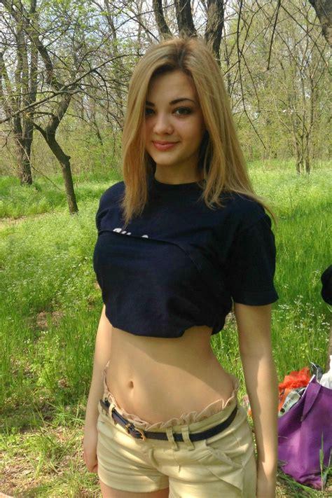 Single Ukrainian Bride Daria Super Teens Hd Pics