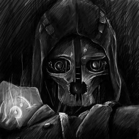 Corvo Dishonored Fanart By Kimded On Deviantart