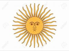 Argentina Flag Meaning Sun Of May