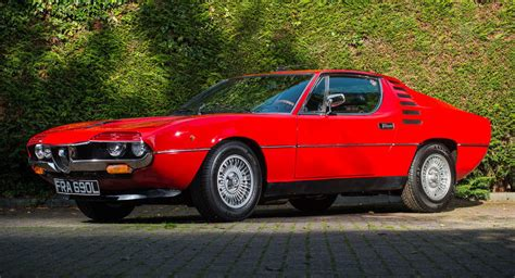 Clean 1972 Alfa Romeo Montreal V8 Looking For A New Home