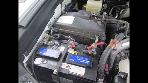 how to dual battery system land cruiser prado
