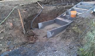 treppe selber bauen beton aussentreppe holz bauanleitung bvrao