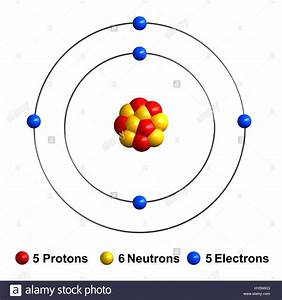 Boron Atomic Structure Stock Photos  U0026 Boron Atomic Structure Stock Images