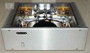 Pass Am 10w 10w Class A Audio Power Amplifier Hifi Amp