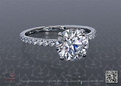 Best 25+ Pave Engagement Rings Ideas On Pinterest