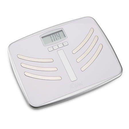 weight watchers body analysis  weight tracker bath scale walmartcom