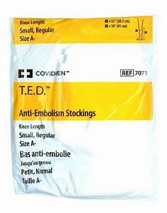 Covidien Kendall Ted Size Knee Length Rs 850