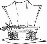 Wagon Coloring Wheel Getdrawings sketch template